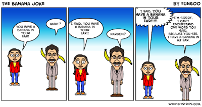 Banana Joke 1
