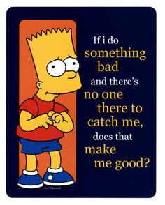 Bart Simpson Quote 2