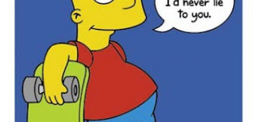 Bart Simpson Quotes
