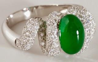 Jadeite Gemstone