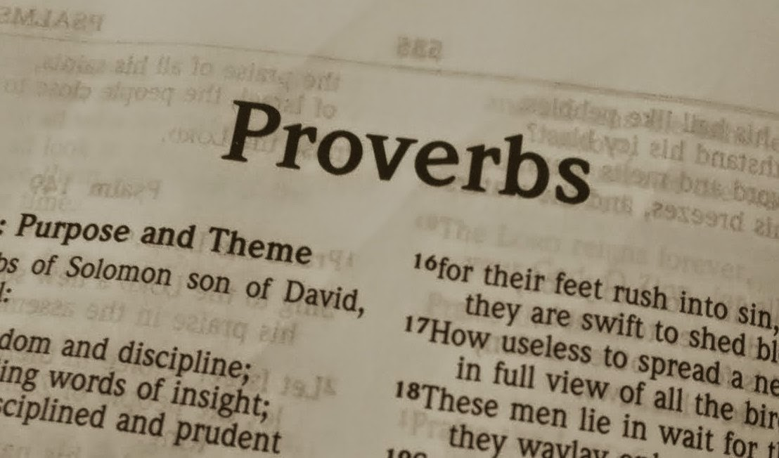 Top 10 Proverbs