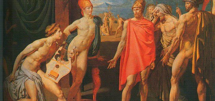 Best Agamemnon Quotes